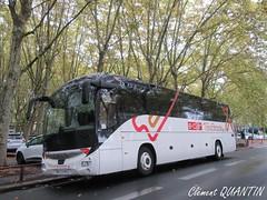 IVECO BUS Magelys - 1426 - Citram Aquitaine (Clément Quantin) Tags: car autocar interurbain ligne iveco ivecobus magelys €6 1426 eb375ne citram aquitaine groupe transdev citramaquitaine groupetransdev