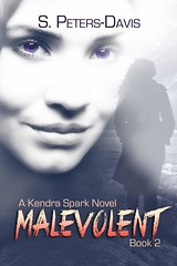 Malevolent by S. Peters-Davis- Haunted Halloween Spooktacular (sbproductionsteaseraddict) Tags: book promotions indie authors readers