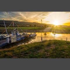 _IMG_1224-pimp2_cut (daniel kuhne) Tags: weserradweg outdoor nature hdr sunset niedersachsen beautiful water