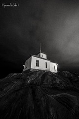 An ominous structure (SpencerTheCookePhotography) Tags: africa namibia luderitz building outdoors canon longexposure ominous