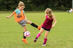 Soccer practice 3 (agasfer) Tags: 2018 southcarolina simpsonville mesa soccer kids children sports outdoors pentax k3 smcpentaxda145855300mmed