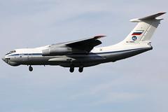 RA-78835 14102018 (Tristar1011) Tags: ebbr bru brusselsairport 224thflightunit 224 ilyushin il76md il76 ra78835 soloviev d30kp