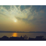 sunrise on the Danube at Galati thumbnail