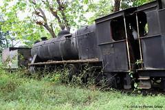 I_B_IMG_0571 (florian_grupp) Tags: asia myanmar burma train railway railroad myanmarailways southeast metergauge metregauge 1000mm steam locomotive scrap yard vulcan foundry pyuntaza