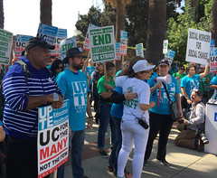 UCLA - AFSCME Strike