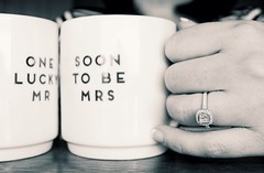 Finally....HSS...x (shona.2) Tags: engagement hss selfiesunday coffee mugs hands diamonds ring engaged