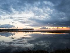 Pooled reflections (@bill_11) Tags: england isleofthanet kent places pegwellbay sunrise unitedkingdom weatherandseasons ramsgate gb