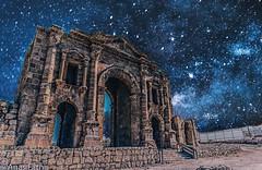 City and Stars (Anas Fathi) Tags: roman byzantine coty stars