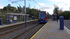 18i806_Tinsley (Felixjaz) Tags: meadowhallsouth tinsley 399203 tramtrain class399 supertram tram