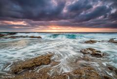 La Garita (Gran Canaria) (David Hdez. ) Tags: mar océano playa sea ocean beach amanecer sunrise naturaleza nature grancanaria canarias islascanarias canaryisland olympusomdem5markii