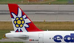 HB-IJU LSZH 28-07-2018 (Burmarrad (Mark) Camenzuli Thank you for the 14) Tags: airline edelweiss air aircraft airbus a320214 registration hbiju cn 1951 lszh 28072018