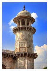 Agra IND - Itimad-ud-Daula 11 (Daniel Mennerich) Tags: itimaduddaula agra india uttarpradesh