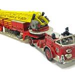 Corgi La France fire engine thumbnail