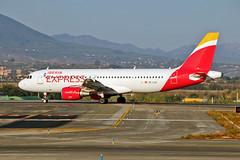 EC-LUC Airbus A.320-214 Iberia Express AGP 22-09-18 (PlanecrazyUK) Tags: lemg malaga–costadelsolairport malaga costadelsol ecluc airbusa320214 iberiaexpress agp 220918