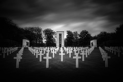 Memorial (lja_photo) Tags: architecture architectural art abstract square white woods europe exploration exposure travel trees haze urban outdoors photography sky street streetphotography shadows dramatic fineart fujixt20 forest garden history historic historical landmark luxembourg longexposure luxembourgcity contrast clouds black blackandwhite bw bnw blackandwhitephoto monochrome monotone monoart moody american cemetery ww2 military cross