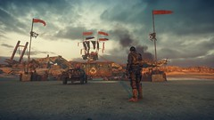 Mad Max_20181012182126 (Livid Lazan) Tags: mad max videogame playstation 4 ps4 pro warner brothers war boys dystopia australia desert wasteland sand dune rock valley hills violence motor car automobile death race brawl scenery wallpaper drive sky cloud action adventure divine outback gasoline guzzoline dystopian chum bucket black finger v8 v6 machine religion survivor sun storm dust bowl buggy suv offroad combat future