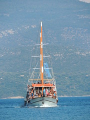Pythagorio, Samos, Greece (Steve Hobson) Tags: pythagorio samos greece sailing boat