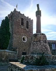 Santa Maria de Serrateix, detalle (Fernando Two Two) Tags:
