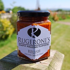 A bit of news ! A competition to win a case of Rugeronis will be announced on Saturday- just watch this space - it's open to anyone in the world #rugeronis #relish #bbq #competition www.rugeronis.com (Rugeronis - Simply Amazing Flavours) Tags: rugeronis bbq asado meat recipes food relish pasta argentina parrilla grill