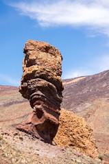 Los Roques de Garcia (Tenerife/Canaries/Espagne) (PierreG_09) Tags: losroquesdegarcia tenerife canaries espagne spain españa canarias parquenacionaldelteide lascañadas volcan volcanique neck roquecinchado