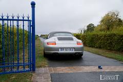 20181007 - Porsche 911 (997-1) Carrera 4S 355cv - S(4023) - CARS AND COFFEE CENTRE - Chateau de Longue Plaine (laurent lhermet) Tags: carreras carrera carrera4s chateaudelongueplaine domainedelongueplaine porsche911carrera porsche porsche911 porsche9971 sel18105f4 sonya6000 sony sonyilce6000