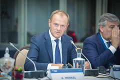 A23A8636 (More pictures and videos: connect@epp.eu) Tags: epp summit european people party brussels belgium october 2018 antonio tajani president parliament donald tusk council