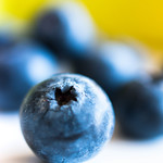 Blueberries (and bananas in the background) thumbnail