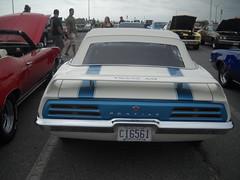 1969 Pontiac Firebird Trans Am - Rear (kschwarz20) Tags: cruisin endlesssummer car carshow oceancity ocmd pontiac firebird transam md kts