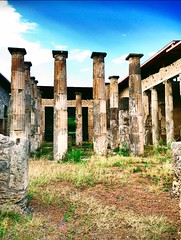 #pompeii #city of #wonder #Italy (Mgk56) Tags: italy sculptors people amazing architecture 79ad wonder pompeii city