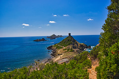 Blutinseln (nico-kos) Tags: korsika blutinseln meer ocean green blue
