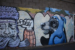 ROA (Anne Robertz) Tags: gent ghent gand streetart graffiti roa