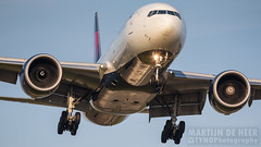 N704DN (tynophotography) Tags: delta airlines 777200lr 777 772 boeing n704dn