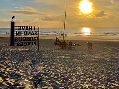 sundowner (dirk.werdelmann) Tags: holland trip journey sea nikon urlaub sun natur nature zee holiday view werdelmann nederland meer blick sundowner