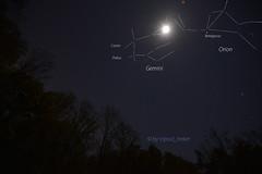 BLOCKED !!!!! (tripod_treker) Tags: constelations start moon huntersmoon trees fallcolor gemini orion
