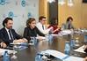 Reunión semanal del Consejo de Dirección del Grupo Parlamentario Popular. (10/12/2018)