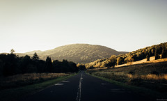A road to sunset (crushyna) Tags: 2018 bieszczady poland mountains hiking summer