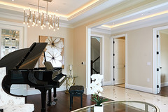 Living Room (djonstyle) Tags: livingroom interior realestate piano modern art architecture