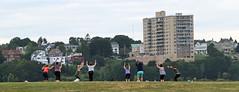 Yoga at Bug Light Park_Portland Me (31images) Tags: portlandmaine buglightpark lighthouse headlight buglight