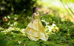 Belle (atari_warlord) Tags: actionfigure beautyandthebeast belle disney emmawatson hottoys