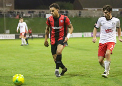 Lewes 2 Kings Langley 1 FAC replay 26 09 2018-140.jpg (jamesboyes) Tags: lewes kingslangley football nonleague soccer fussball calcio voetbal amateur facup tackle pitch canon 70d dslr
