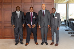 WIPO Director General Meets Botswana Delegation to the 2018 WIPO Assemblies (WIPO | OMPI) Tags: assemblies bilateralmeeting botswana directorgeneral francisgurry ompi wipo