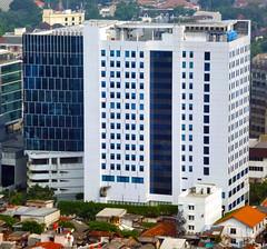 Tamansari Parama (Ya, saya inBaliTimur (leaving)) Tags: jakarta building gedung architecture arsitektur office kantor apartment apartemen
