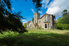 Abandoned Mansion (Alec-Gibson) Tags: abandoned mansion house scotland urbex urbanexploration derelict disused