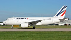 F-GRHR (AnDyMHoLdEn) Tags: airfrance a319 skyteam egcc airport manchester manchesterairport 23l