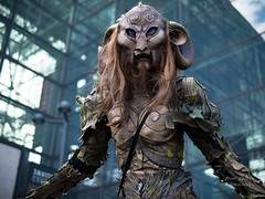 Javits' Labyrinth (Paul Ocejo) Tags: nycc 2018 newyorkcomiccon javitscenter javits jacob k cosplay cos play costume comic com comiccon nyc new york city manhattan ny pan pans labyrinth ellaberintodelfauno el laberinto del fauno paul ocejo paulocejo