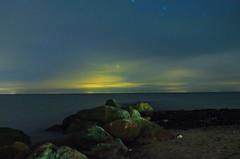 DSC_5005 (Jan Doeubler) Tags: pl polarlicht ostsee meer strand stein horizont wasser wolken himmel