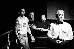 37798 - Corner (Diego Rosato) Tags: corner angolo referee arbitro boxe boxing pugilato ring match incontro bianconero blackwhite rawtherapee nikon d700 2470mm tamron