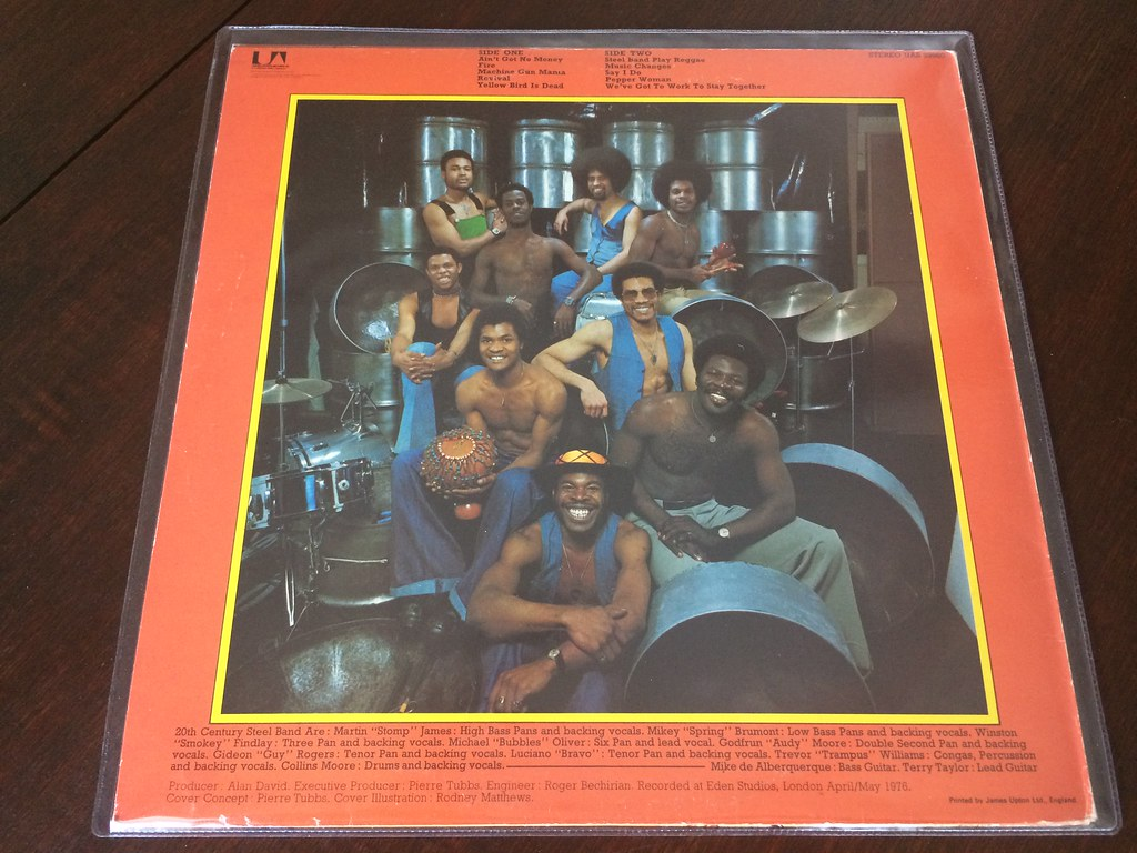20th Century Steel Band images