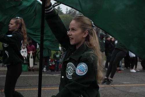 MSU Homecoming Parade, October 2018