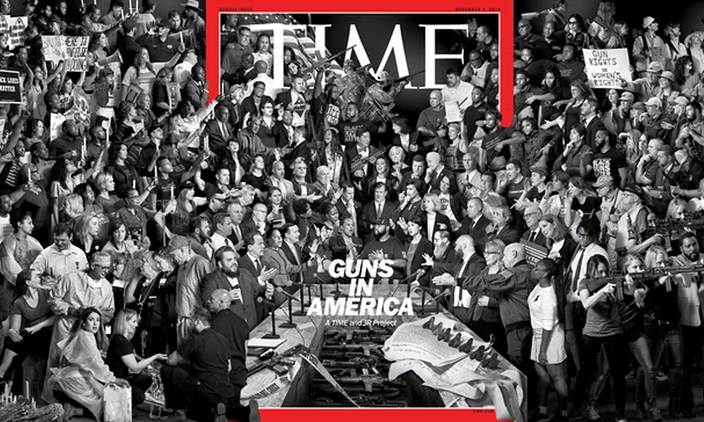 "Toomey Participates in TIME's ""Guns In America"" Project"
